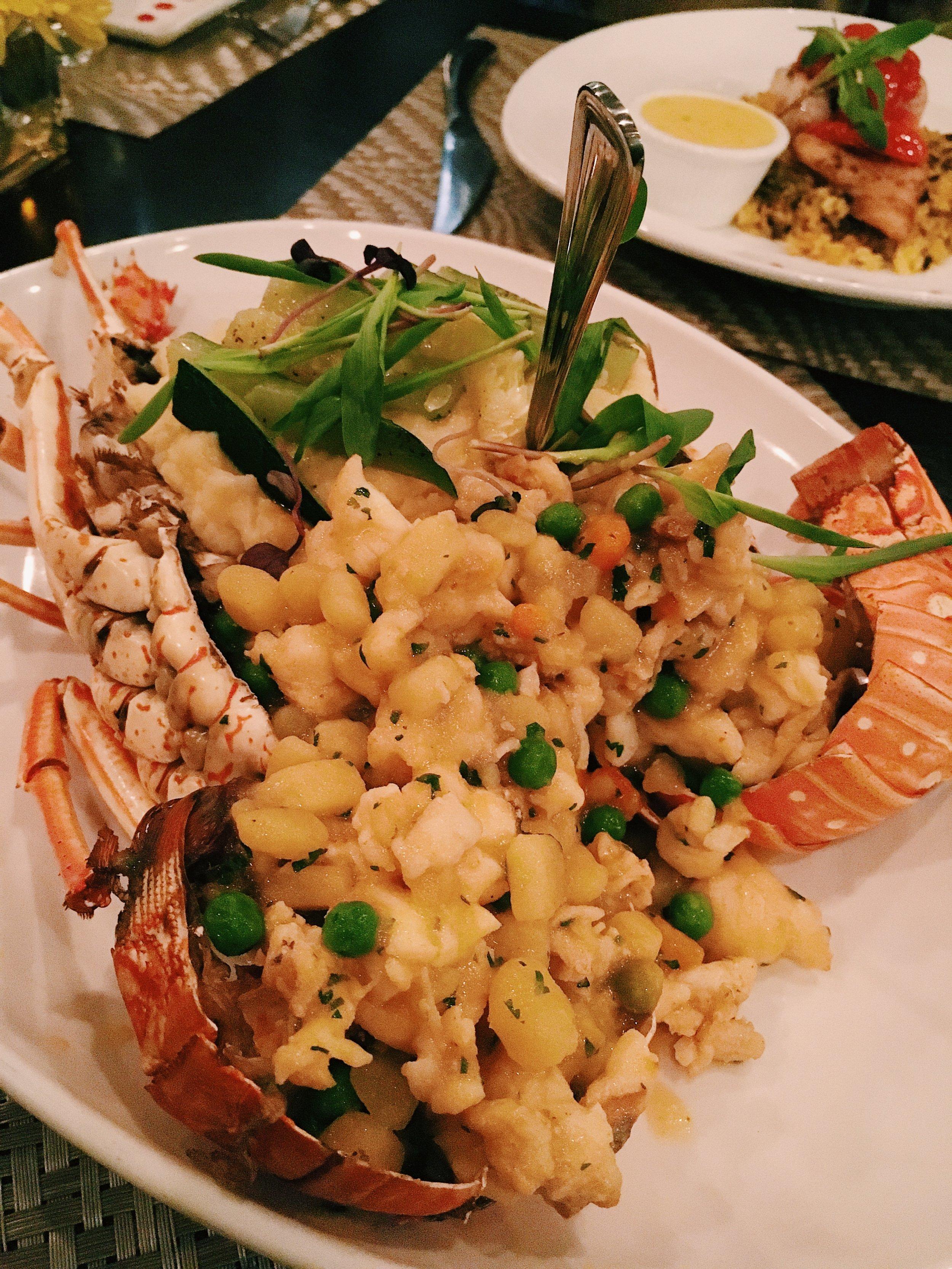 Lobster Caucau