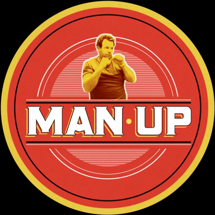 man up logo