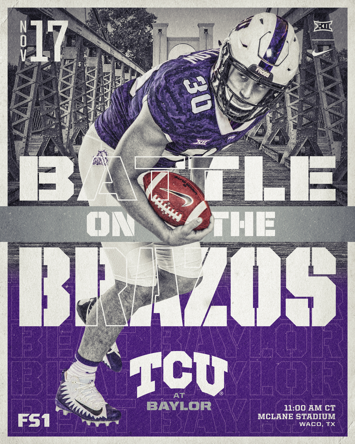 TCU vs Baylor