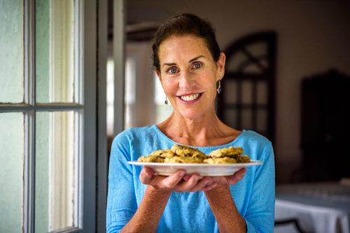 Hurwitz. Jakes Mom's Cookies Photo.