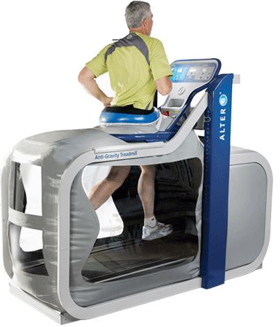 AlterG Atrium physical Therapy Las cruces