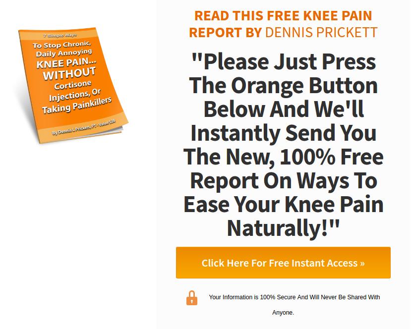 knee report atrium therapy