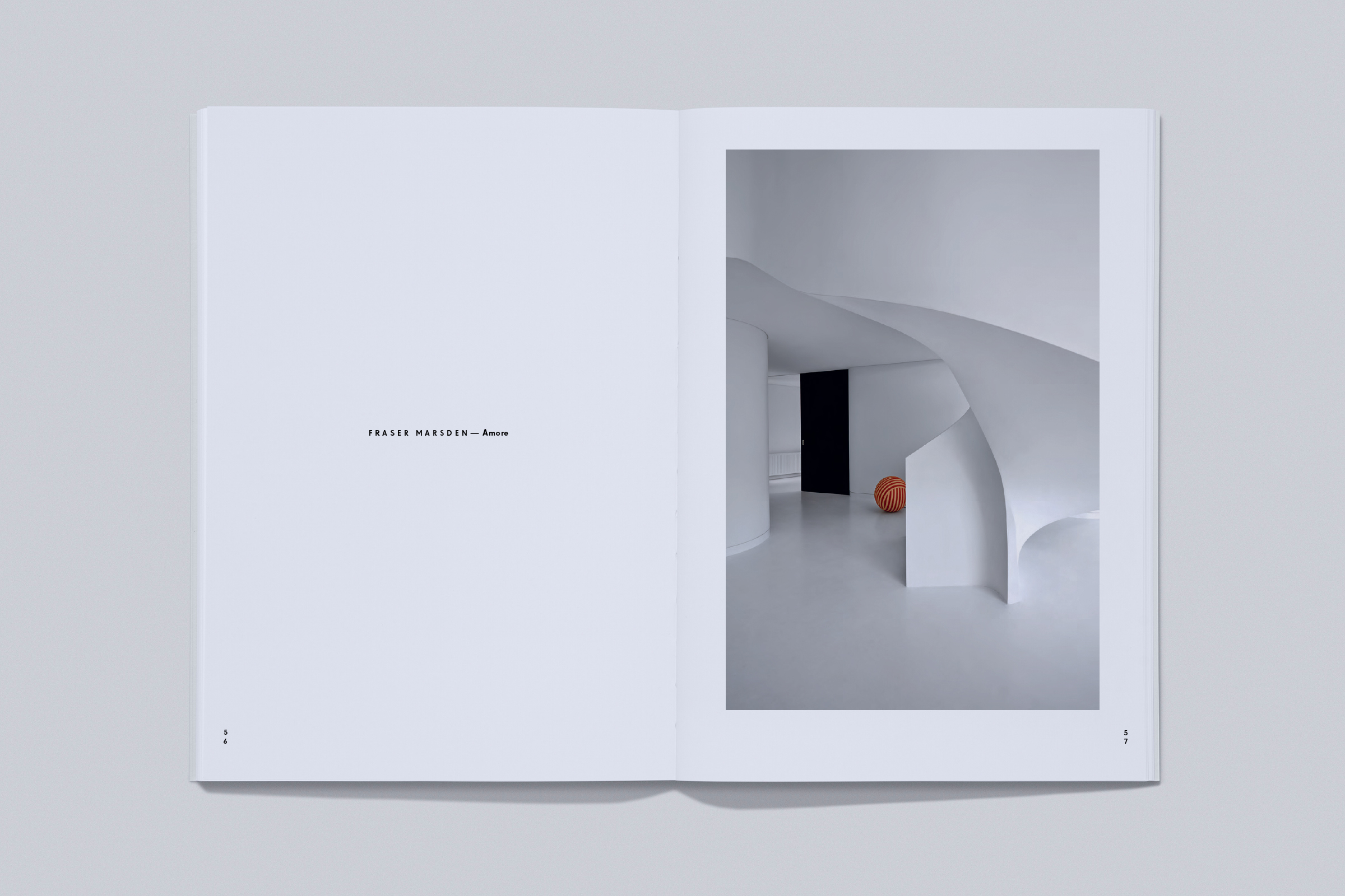 PLACE – PHOTOGRAPHY  Printed 10 Micron Stochastic – Perfected CMYK + Satin Varnish on Mohawk Superfine Smooth Ultra White 148 gsm.