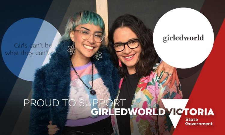 STEM PHD student, girledworld role model and Science Gallery Advocate Jess Vovers ignited the audience at the inaugural girledworld Summit in June 2017.