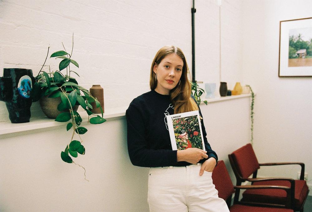 Lindsay Magazine girledworld
