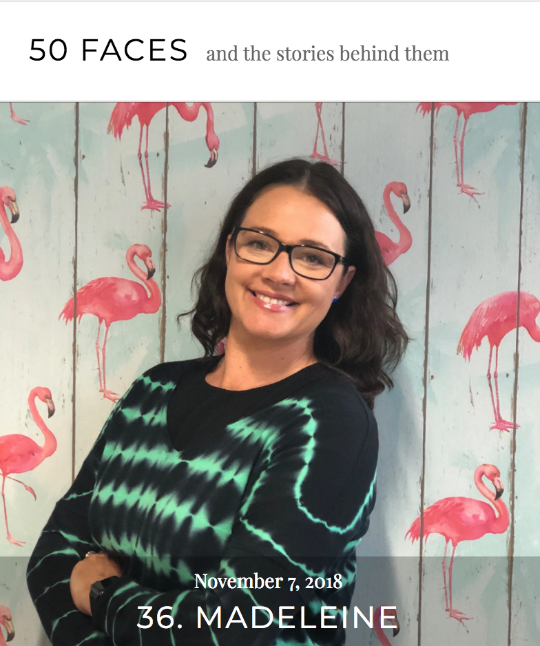 Read the full article on 50 Faces here