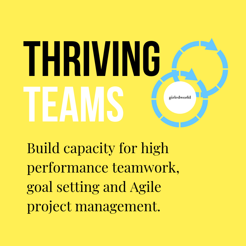 Thriving Teams girledworld