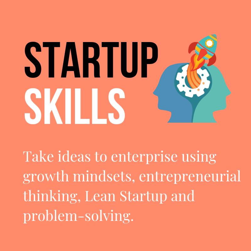 Startup Skills girledworld