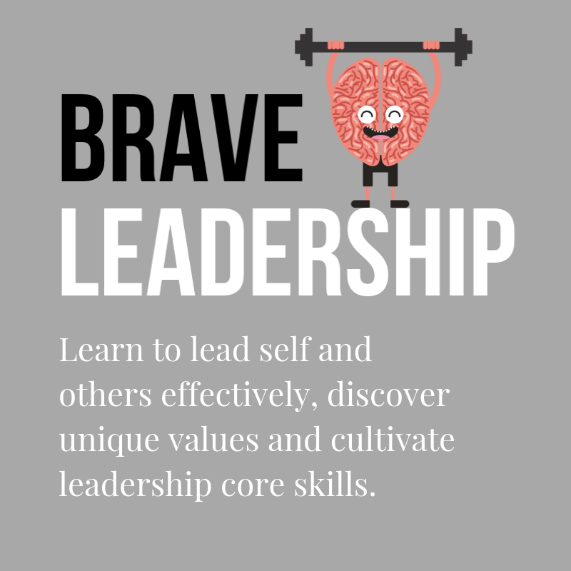Brave Leadership girledworld