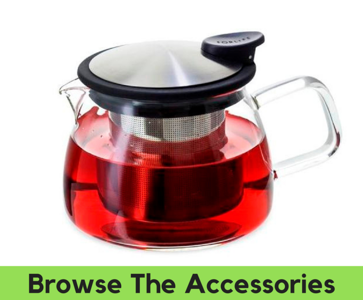 Browse Tea Accessories