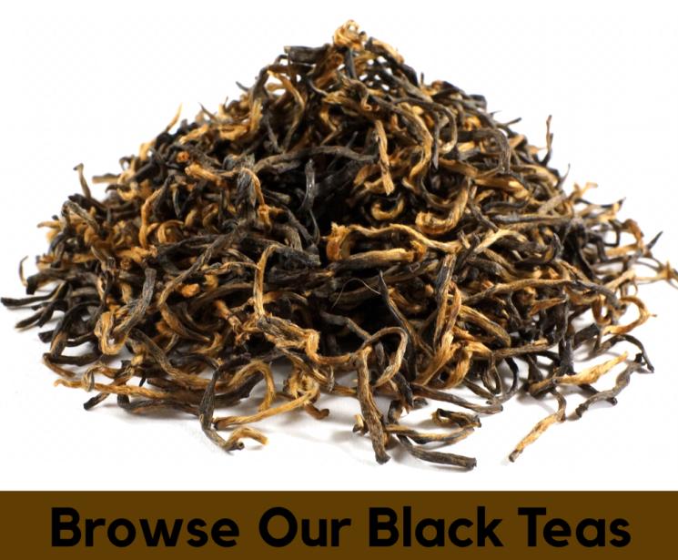 Browse Our Black Teas