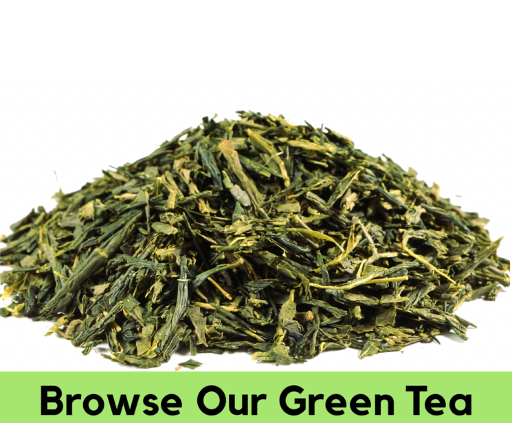 Browse Our Green Tea