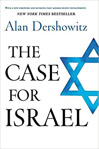 The Case for Israel / Alan Dershowitz