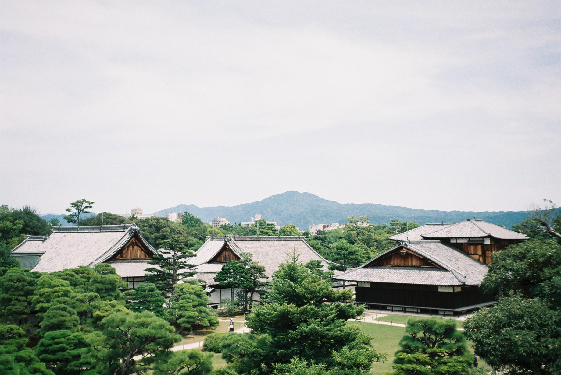 Le  château de Nijō - 二条城 - Nijō Castle