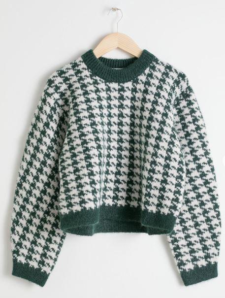houndstooth sweater OS.JPG