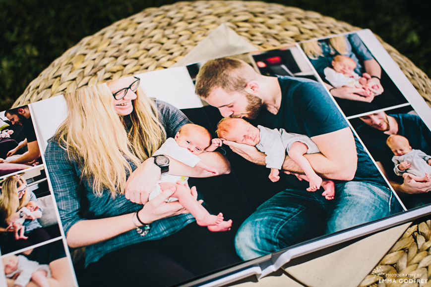 Newborn - Click to see newborn & baby shoots.
