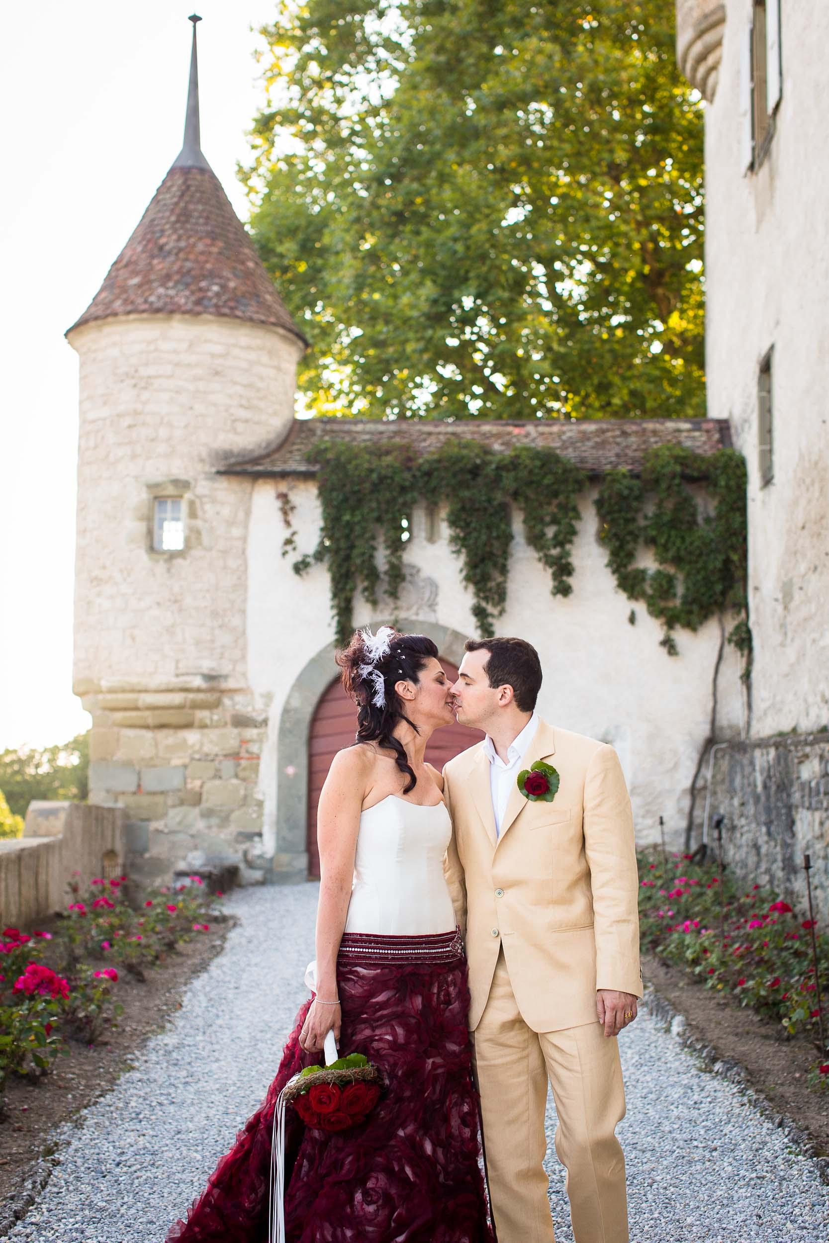 Château d'Oron castle wedding 08
