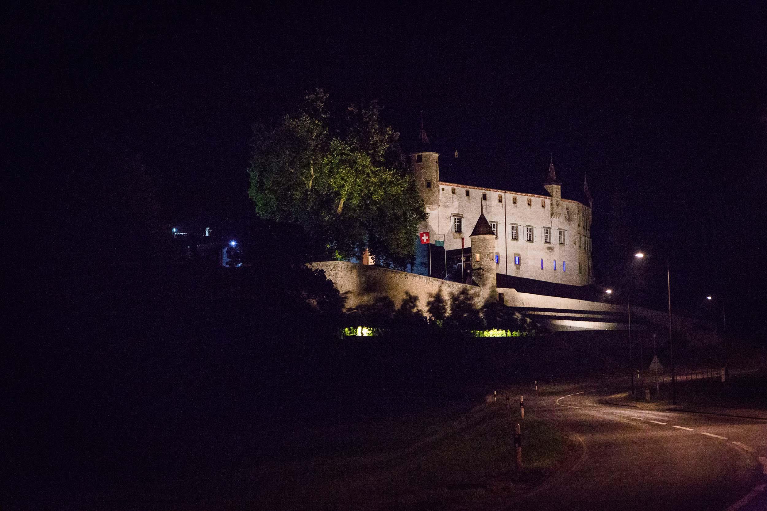 Château d'Oron castle wedding 18