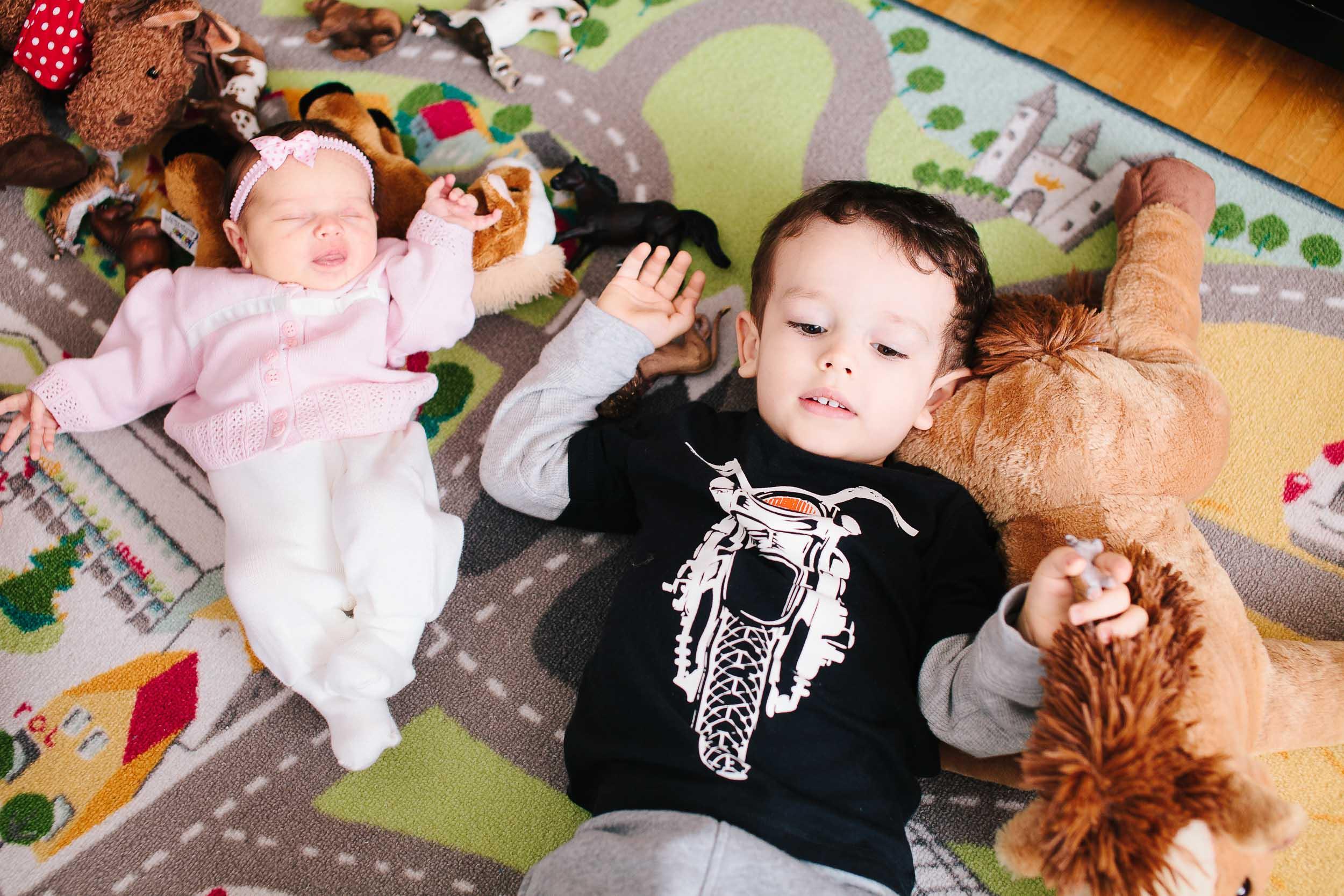 Baby girl newborn portraits 01