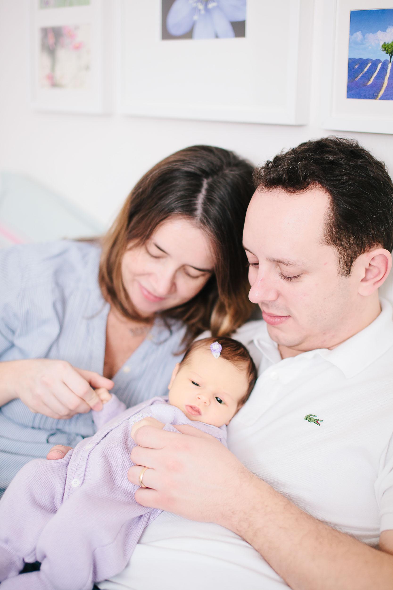 Baby girl newborn portraits 06
