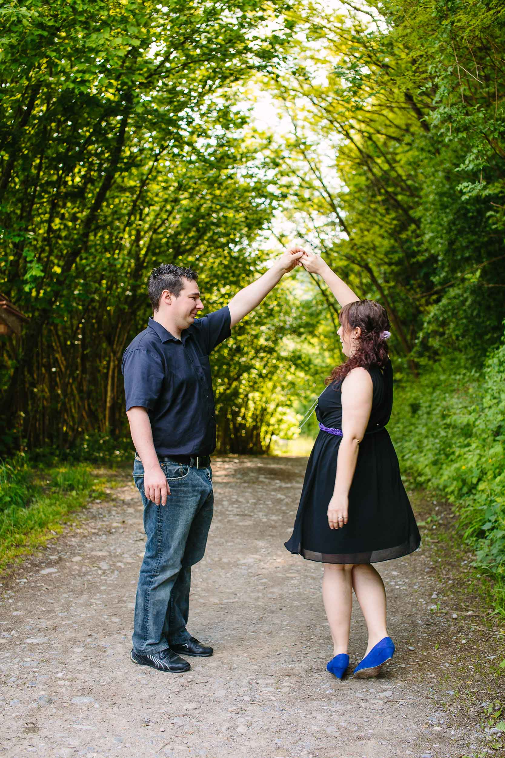 Engagement shoot near Fribourg 03