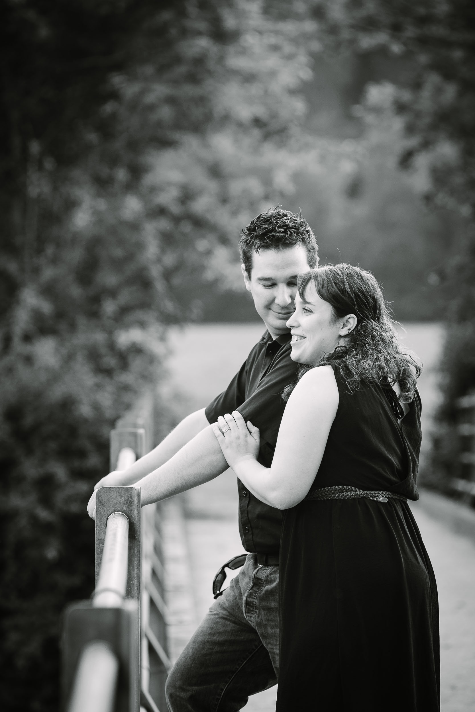 Engagement shoot near Fribourg 09
