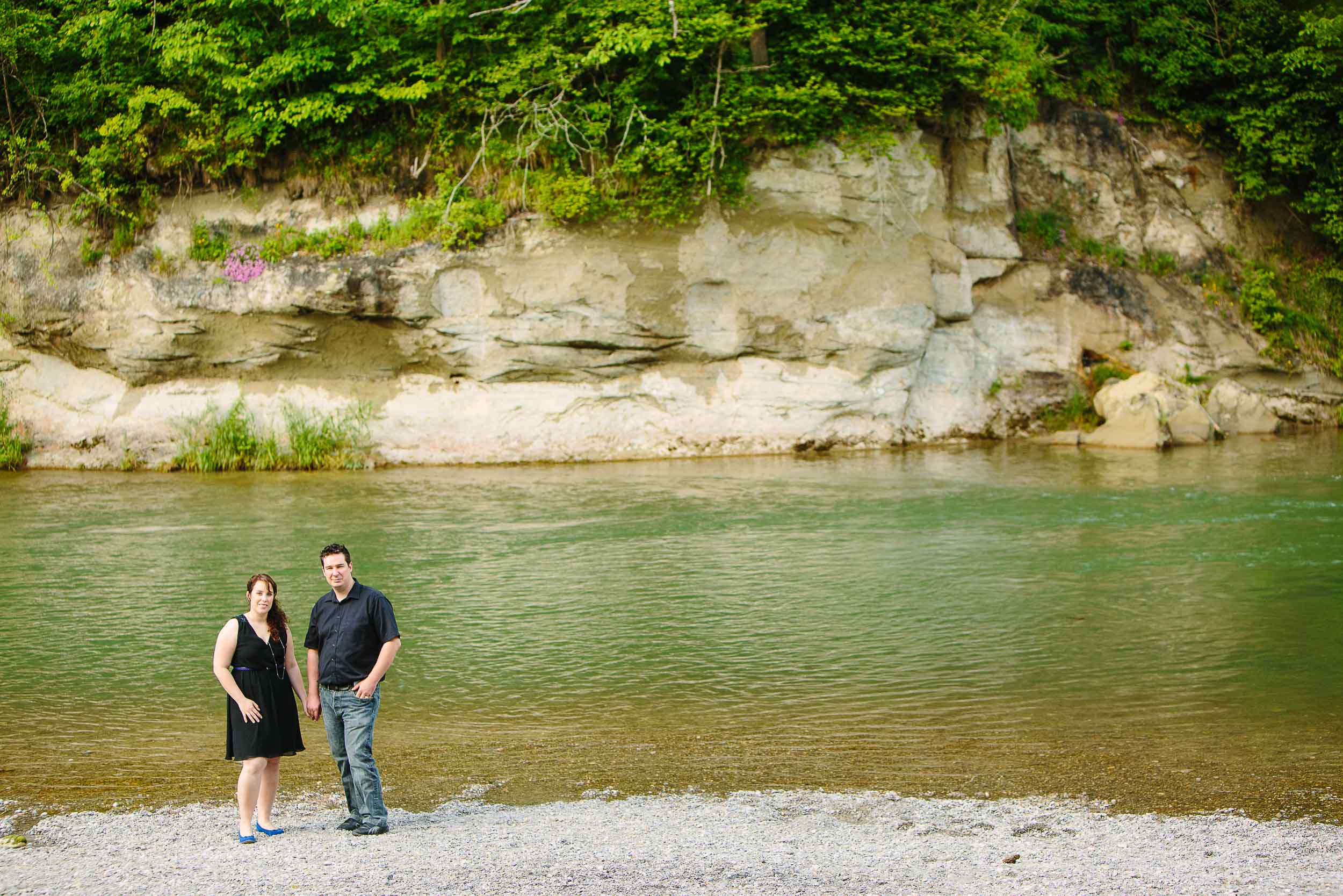 Engagement shoot near Fribourg 05