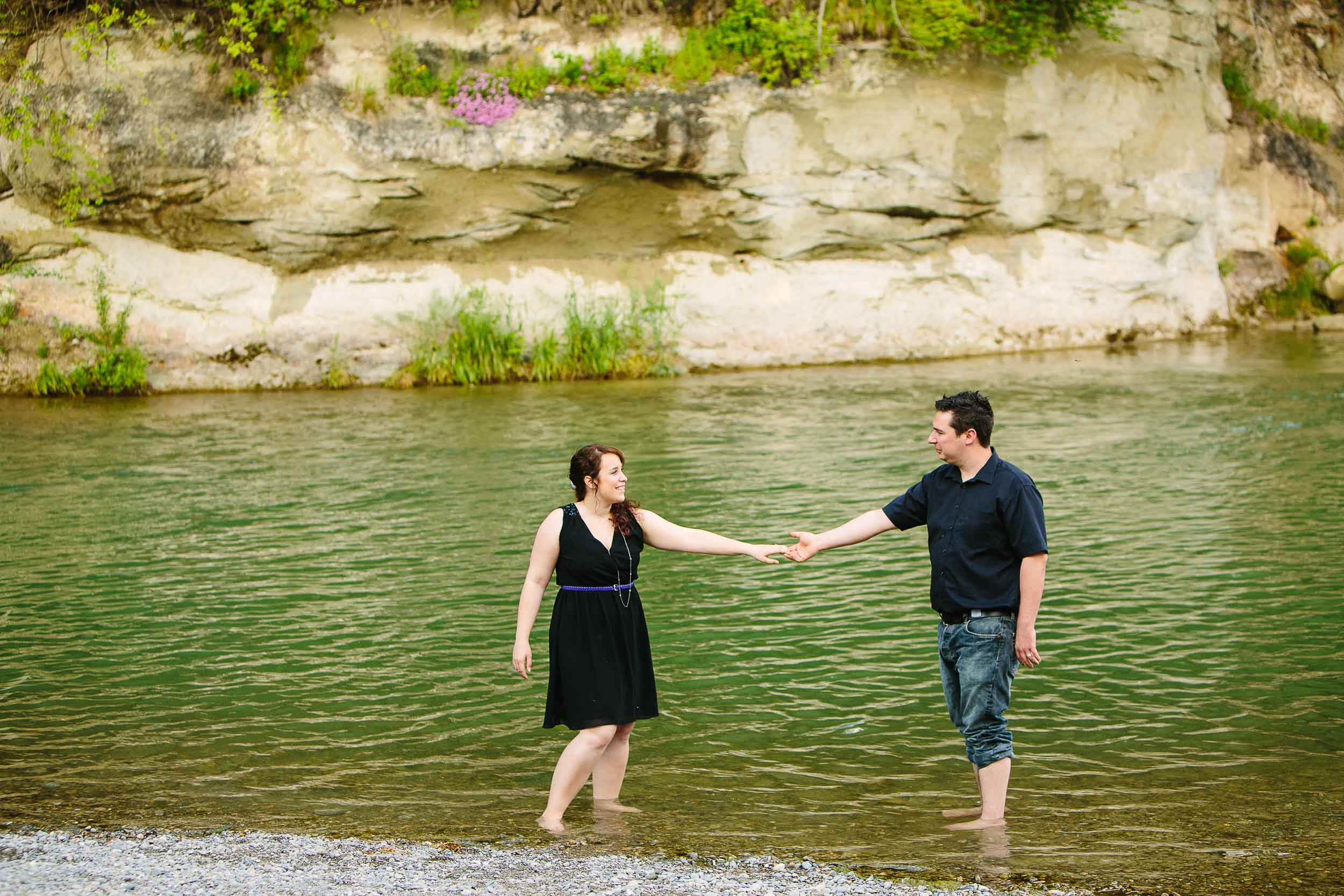 Engagement shoot near Fribourg 06