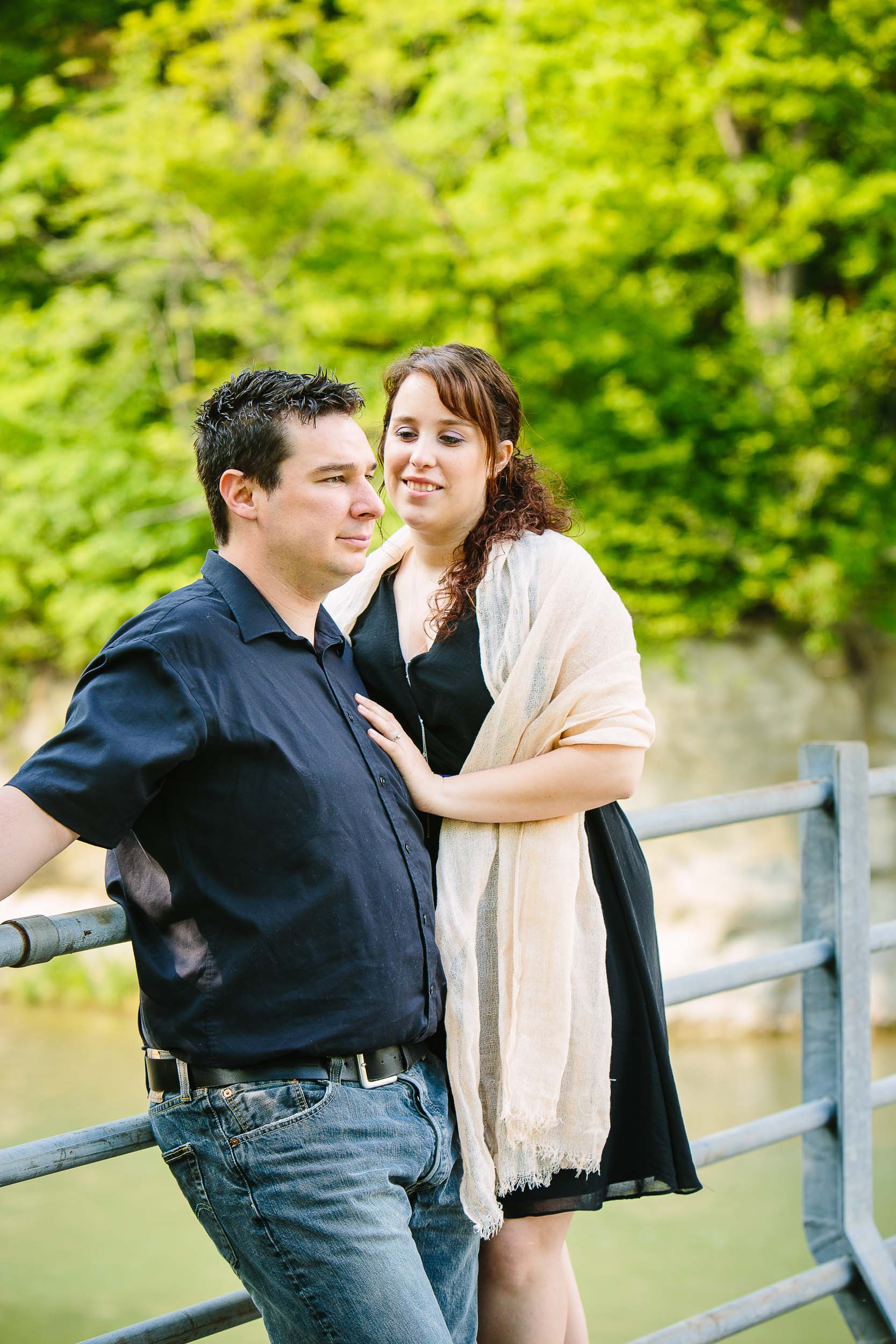 Engagement shoot near Fribourg 08
