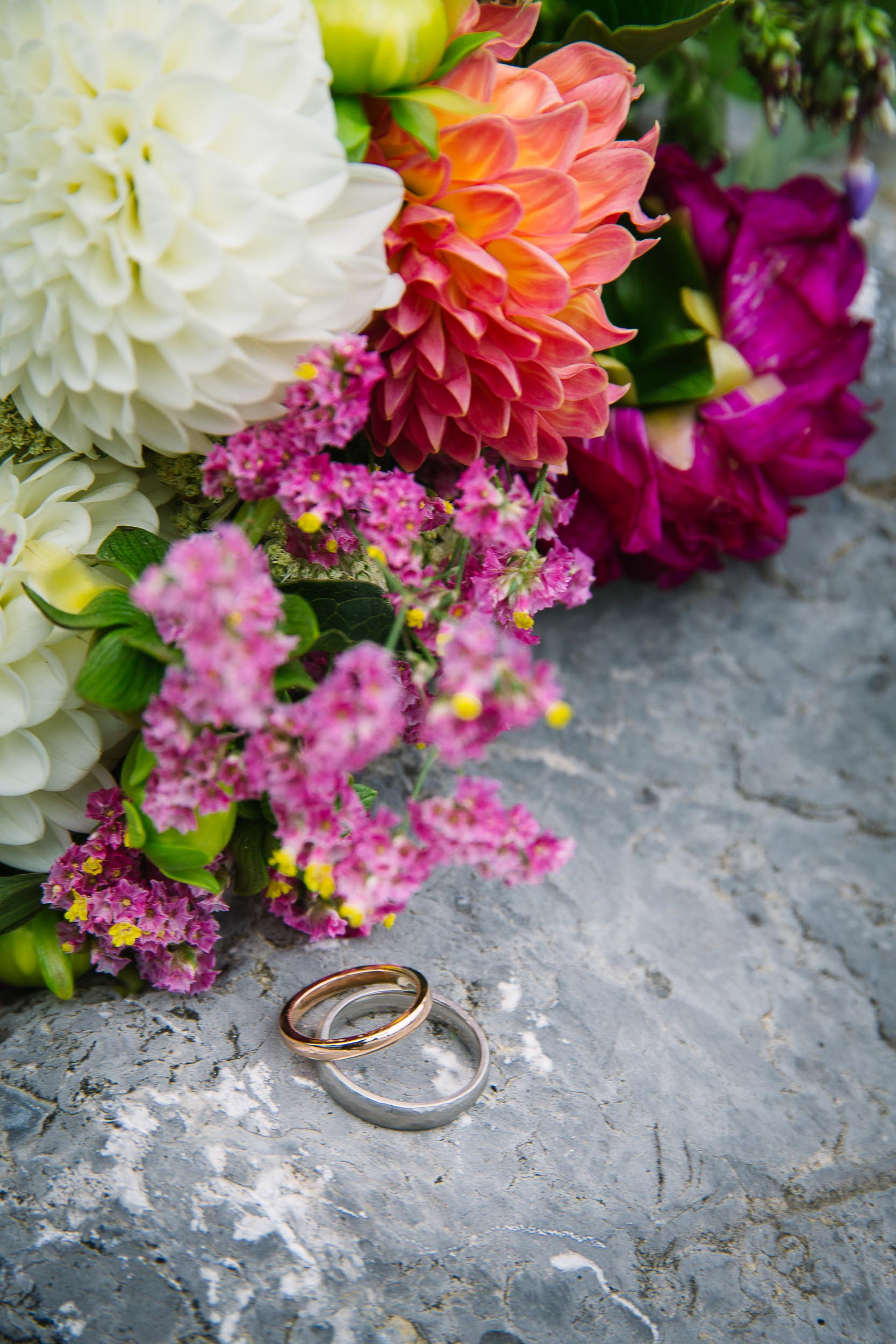 Capture all the details of your wedding day by including bridal preparations in your collection.