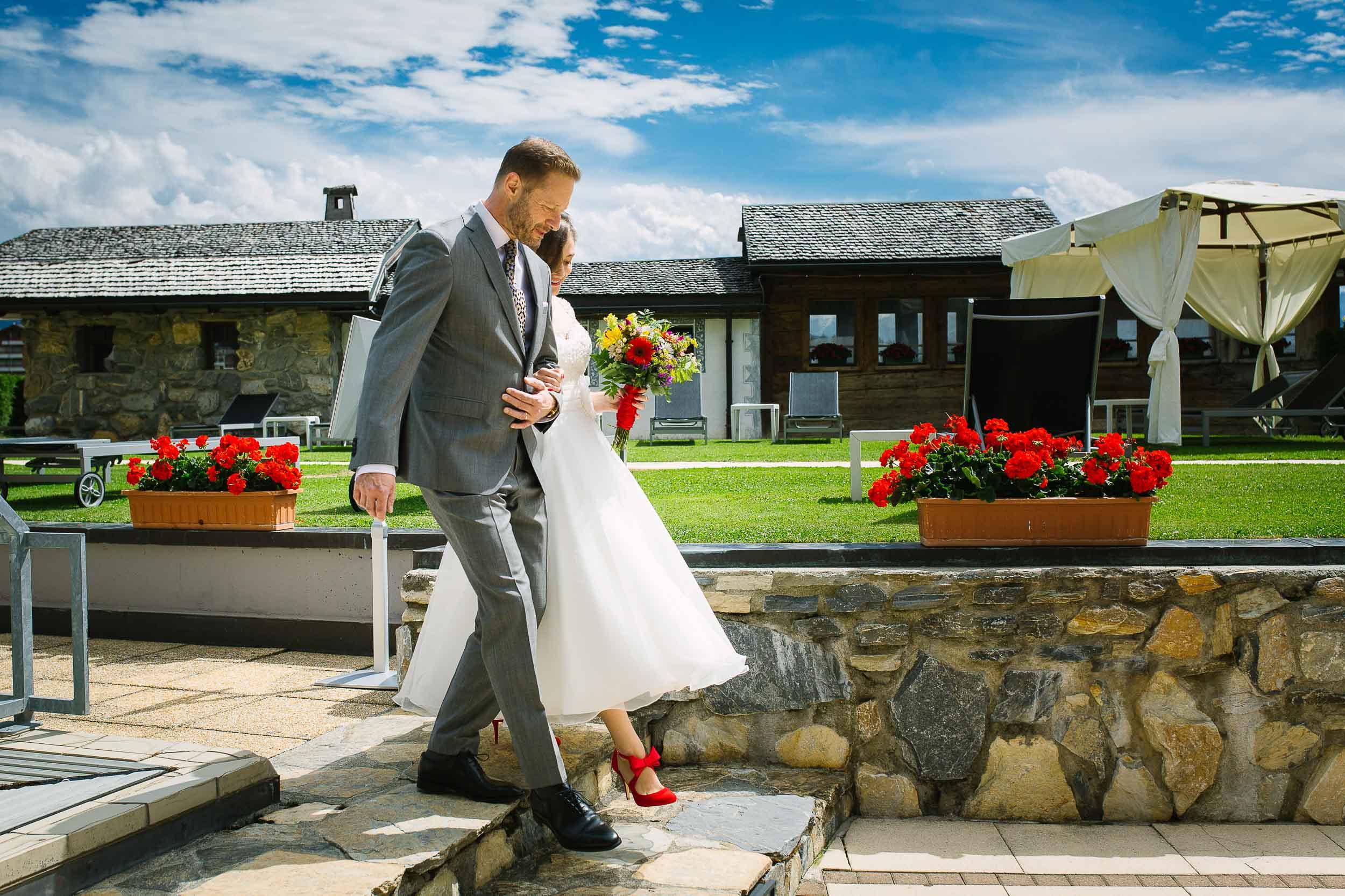 Crans-Montana Wedding 04