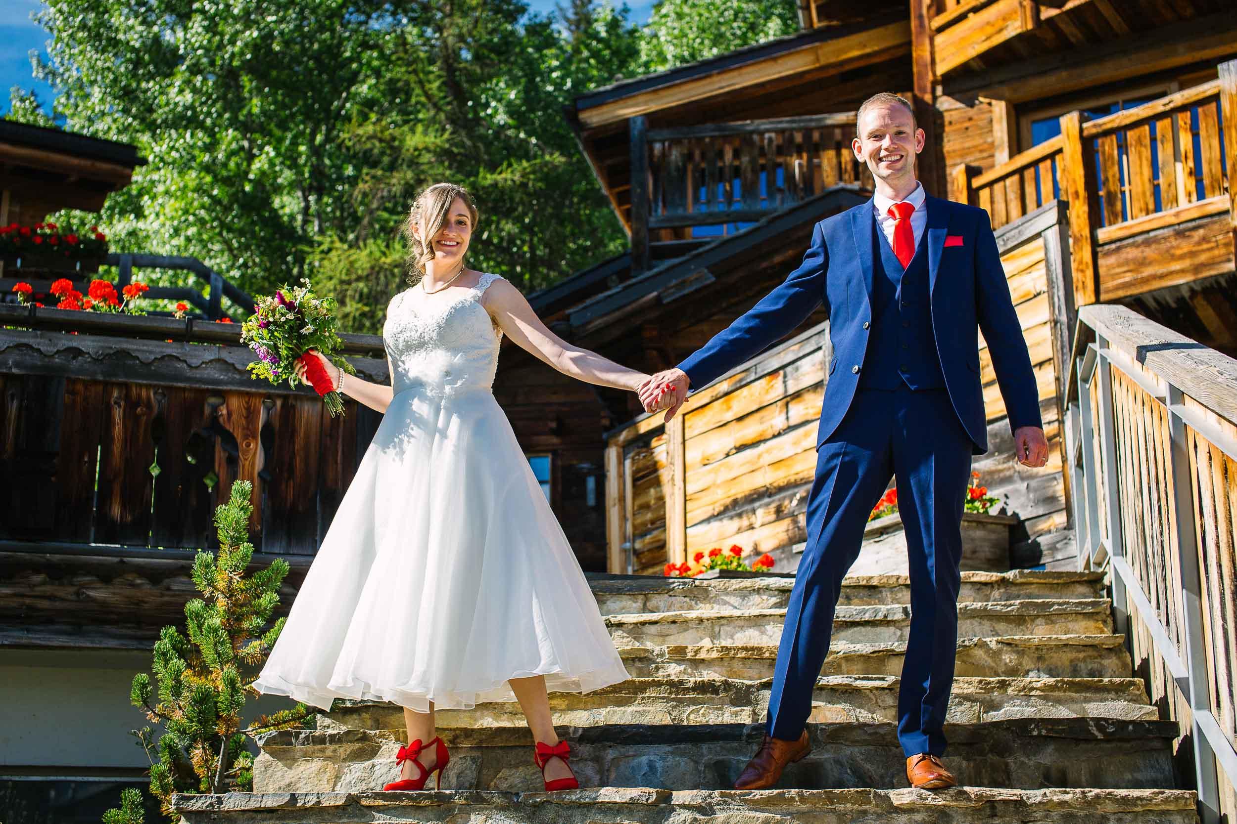Crans-Montana Wedding 12