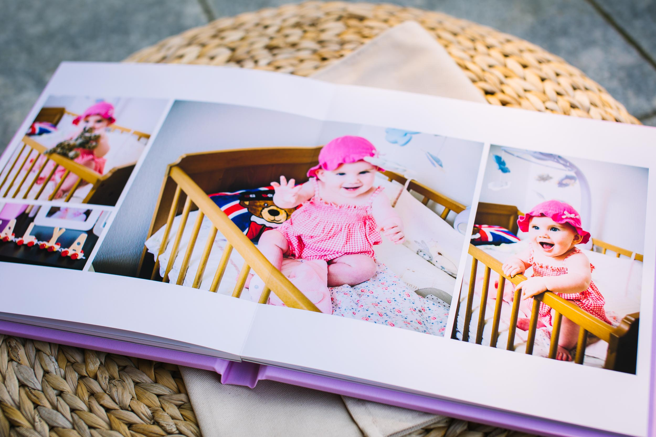 Portrait albums - Browse the galleries of different album styles and discover how to order your portrait album.