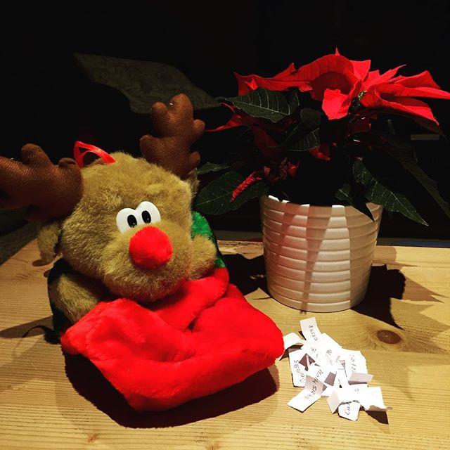 OCA secret Santa 🎅 some cross-discipline creative inspiration for 2019 #weareoca #ocafriends
