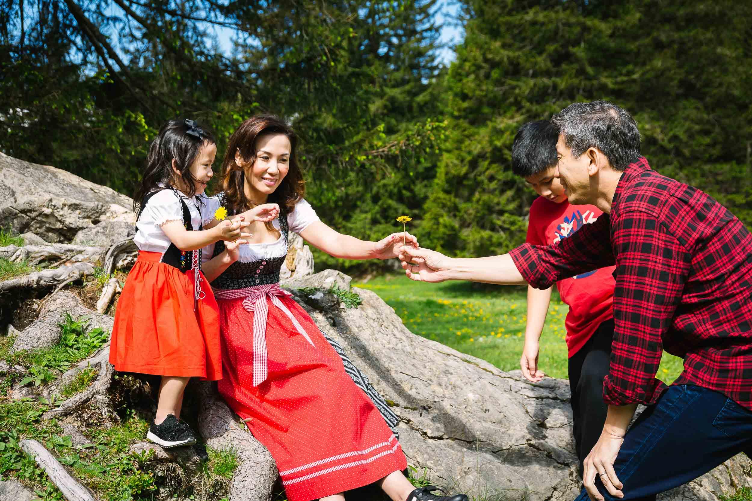 Family vacation shoot Switzerland 04
