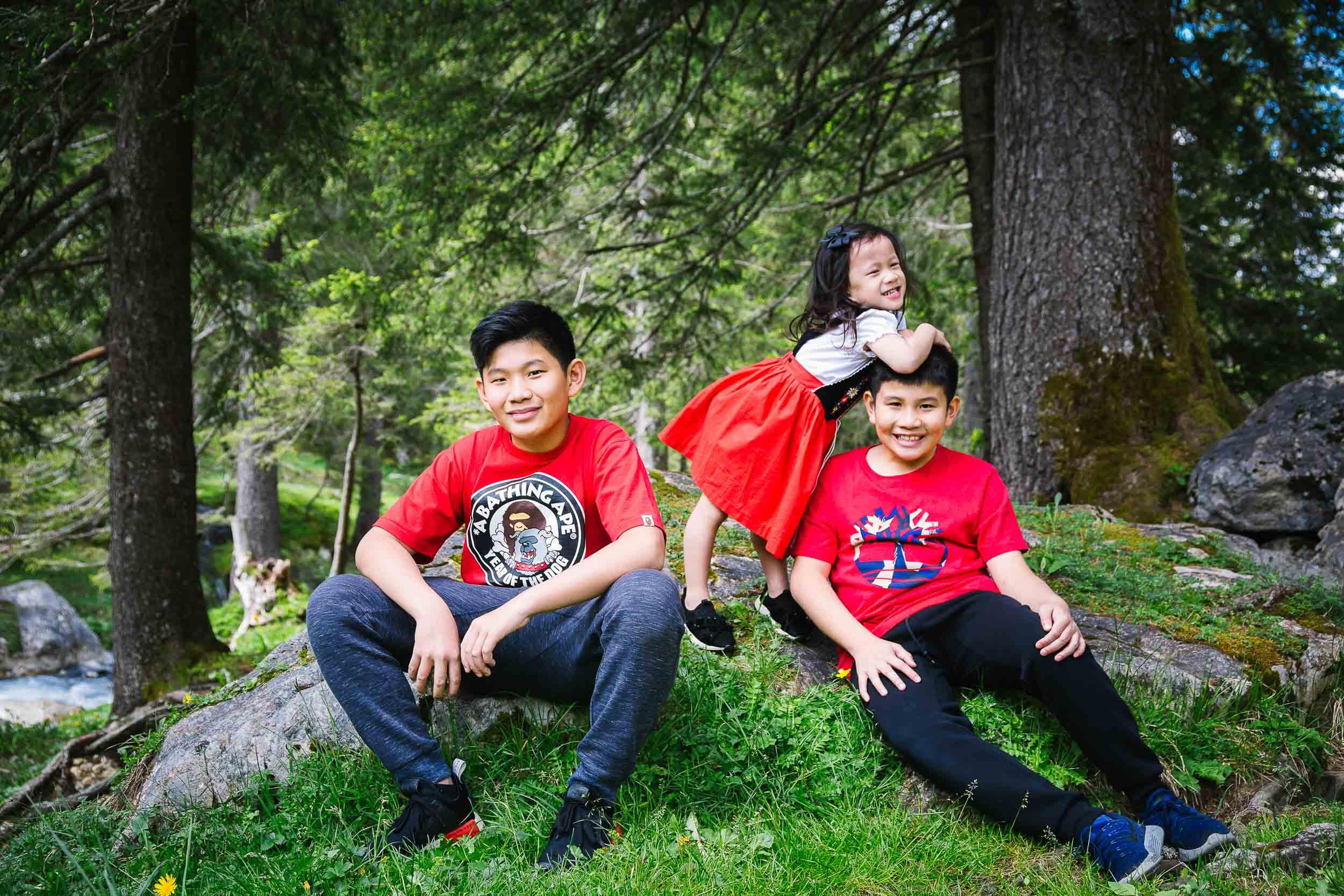 Family vacation shoot Switzerland 10