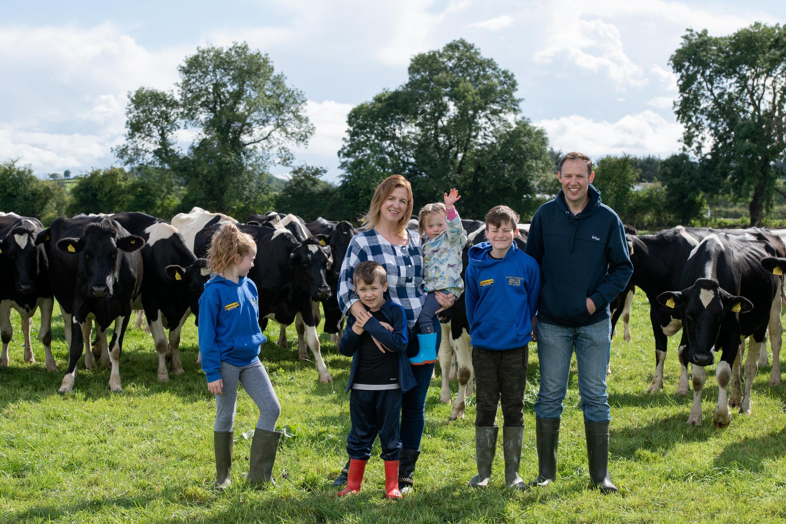 Mckenna Farm Monaghan Ndc Kerrygold Quality Milk Awards