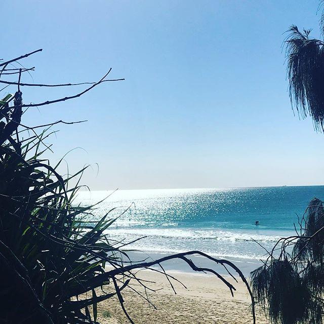 "Love a Queensland ""Winter"" ☀️"