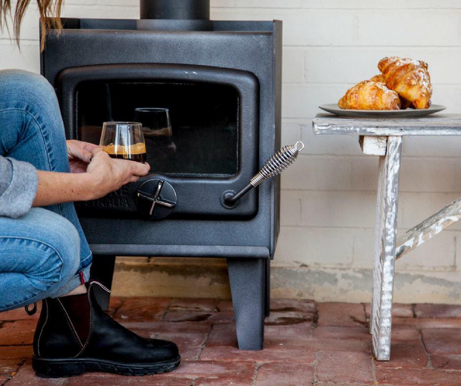 Indoor Wood Heaters -