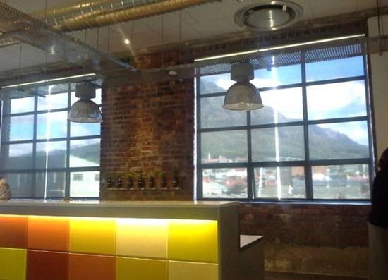 Green Building Council, Südafrika - JM Silkshade Alu FR