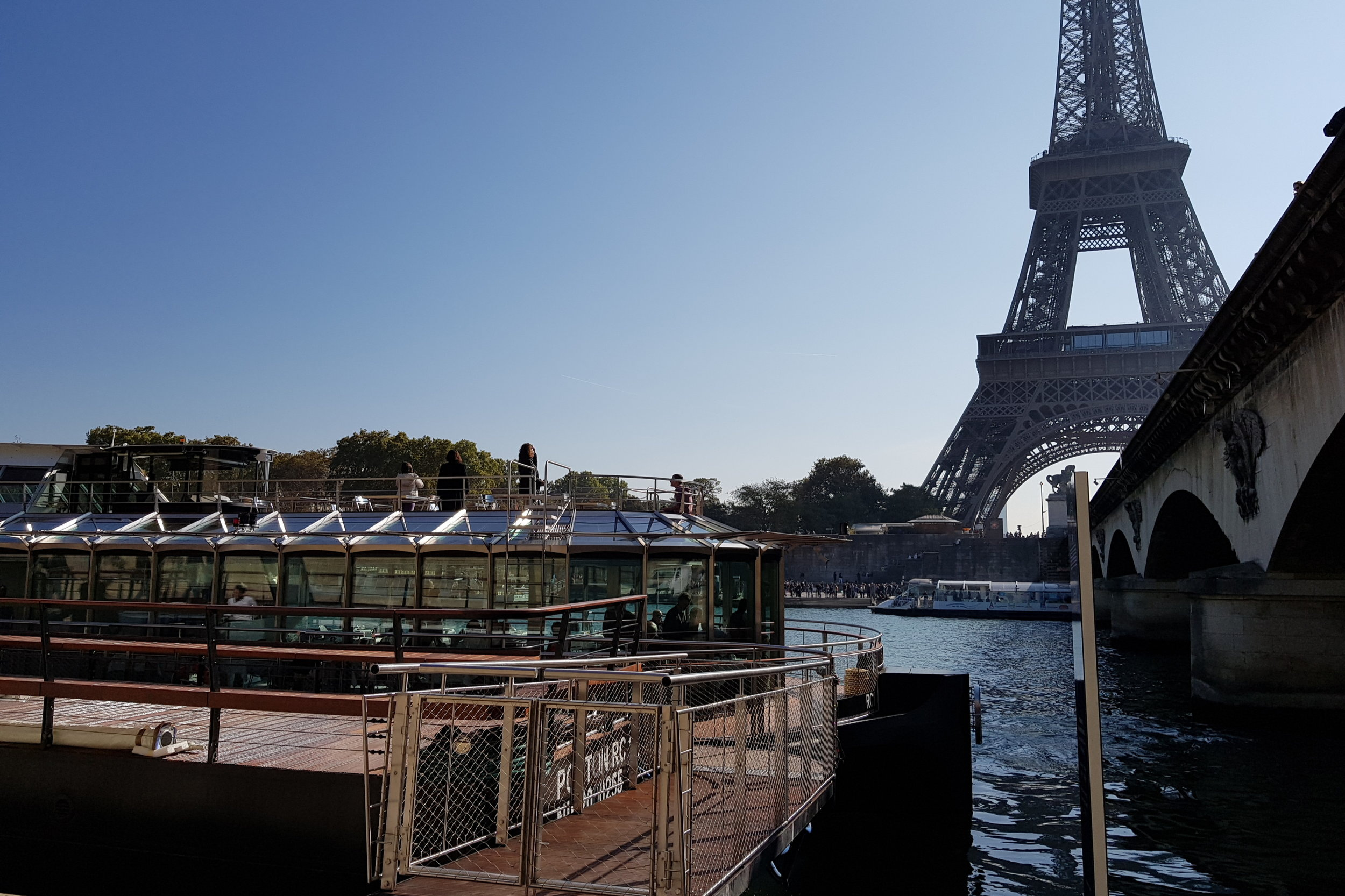 Ducasse sur Seine, Paris - Duroscreen Alu FR