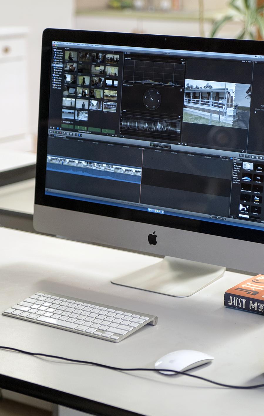 Video editing Eurobodalla Batemans Bay