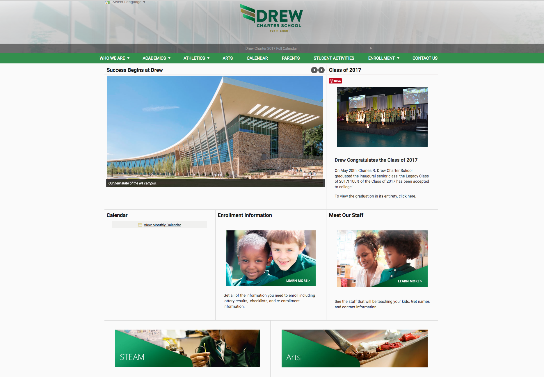 The school website is where many families get their first impression of your school.