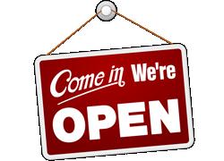 eChalk Office Hours Open Sign