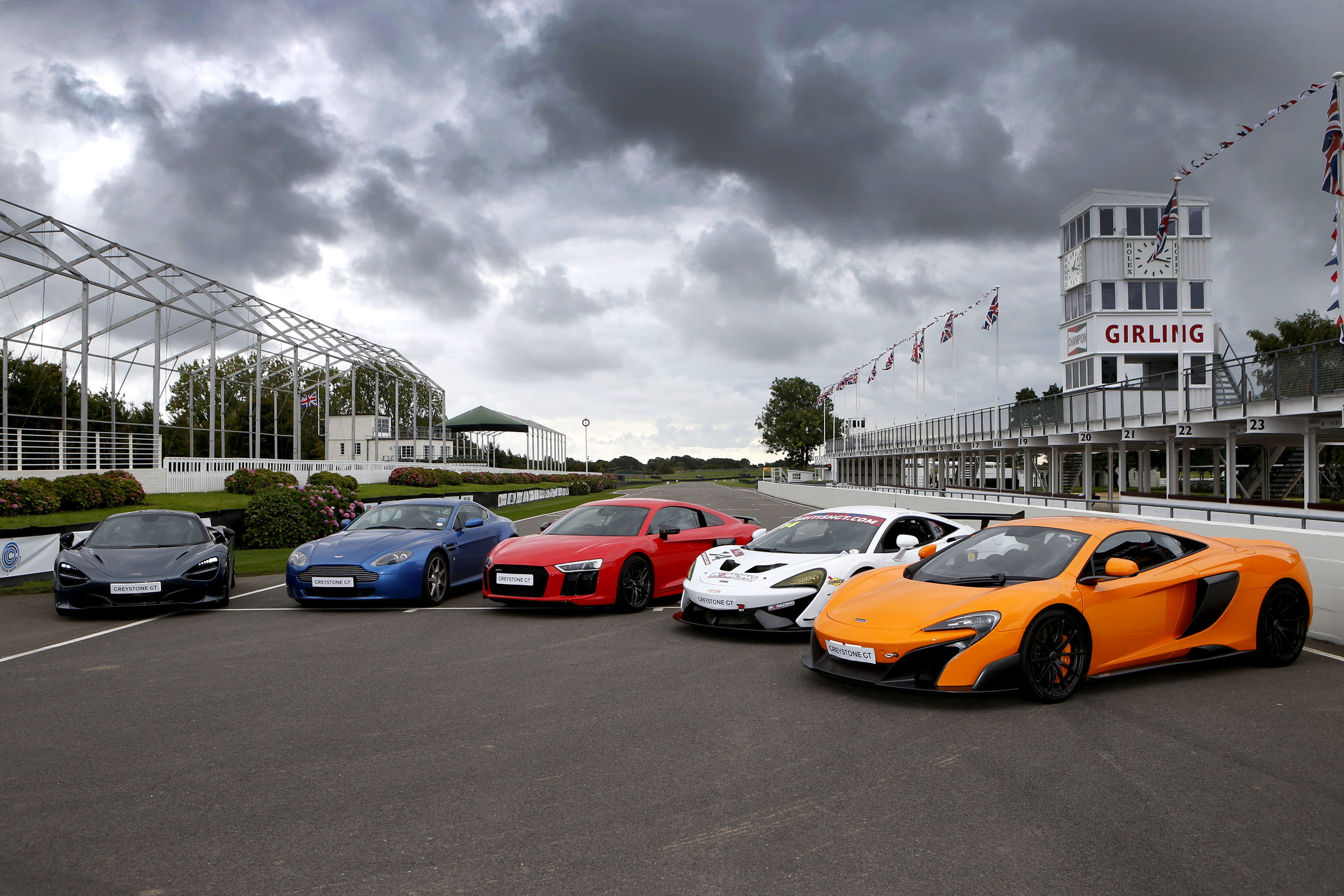 Goodwood returns to our calendar in 2019 by popular demand. Here's an image from our 2017 event