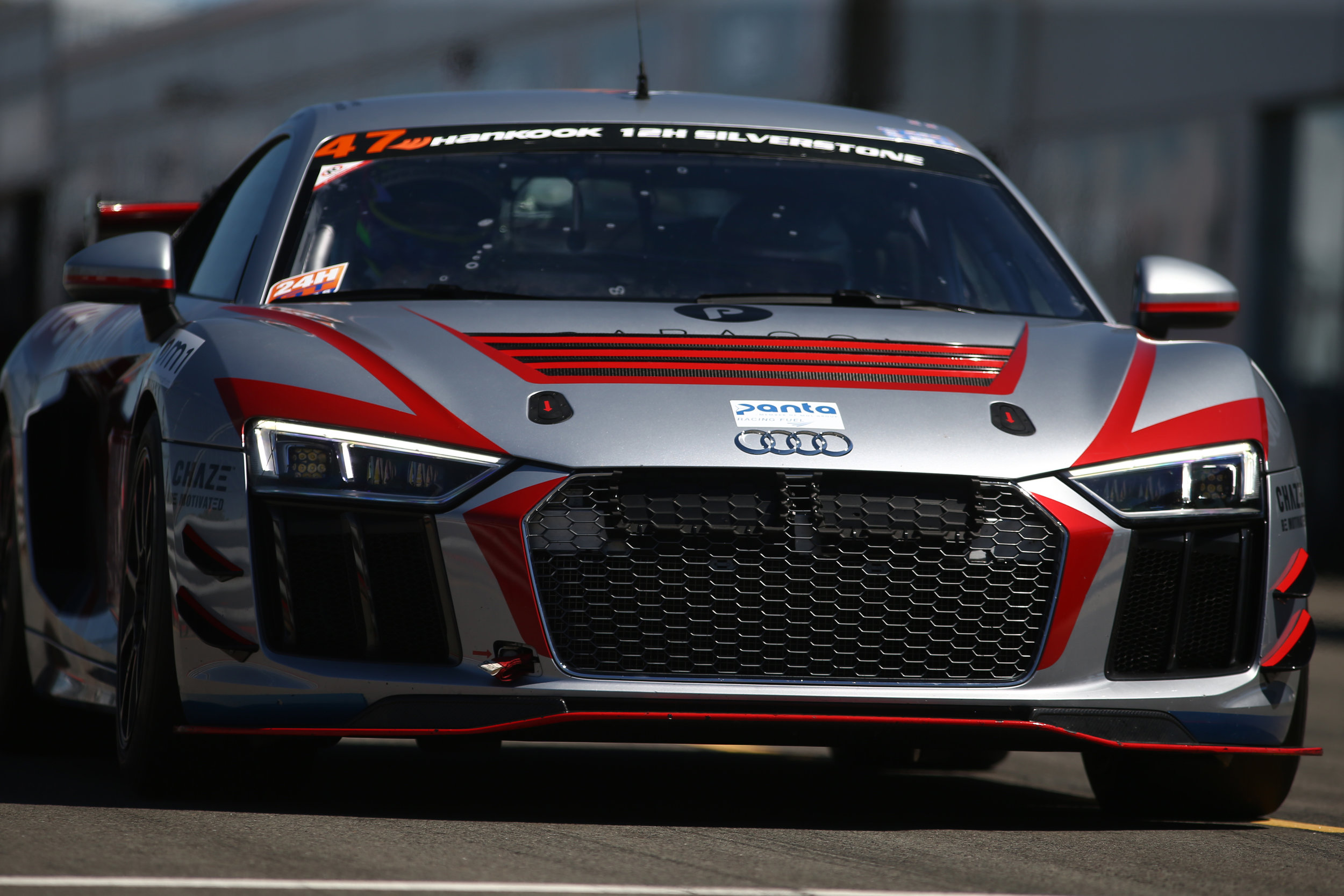 Race-winning Audi R8 LMS GT4 made its first Greystone GT appearance in 2018