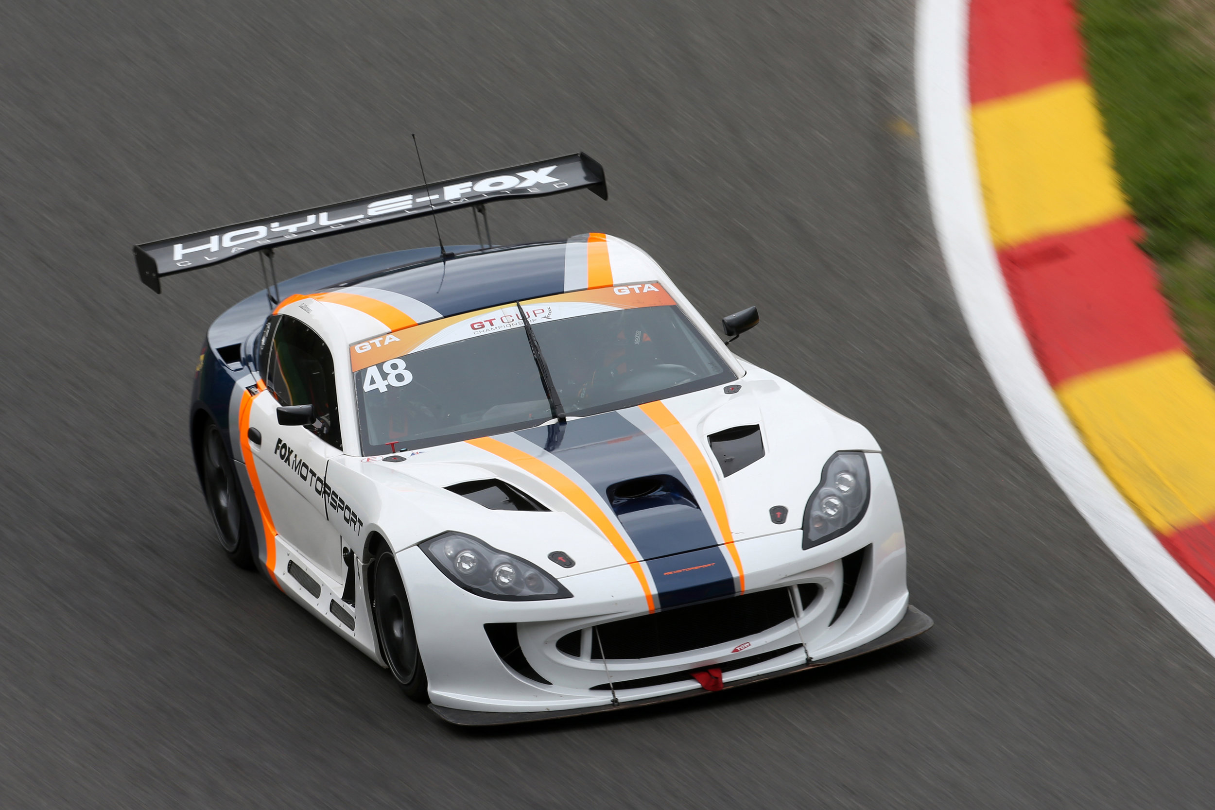 Expect to see the Ginetta G55 at every 2019 Greystone GT event