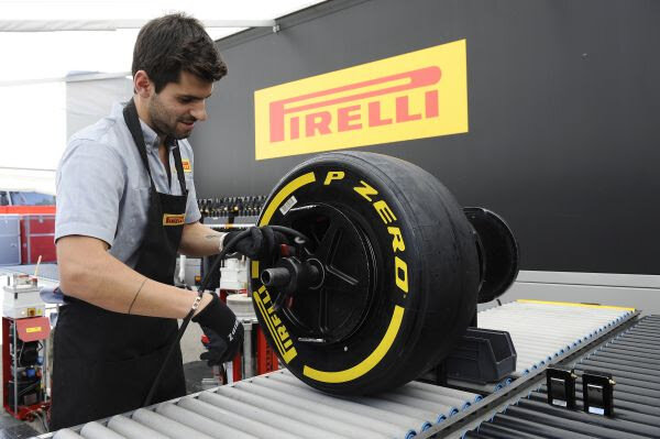 Pirelli will support Greystone GT for the third event in a row at Spa-Francorchamps
