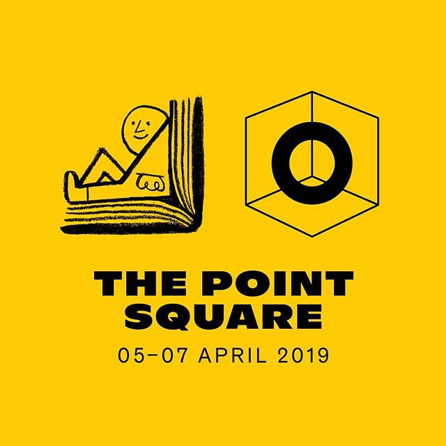 Keep your eyes peeled for a selection of Sunday Books' titles at the @offset_insta bookshop if you're  attending the Point Square this weekend #offsetdub