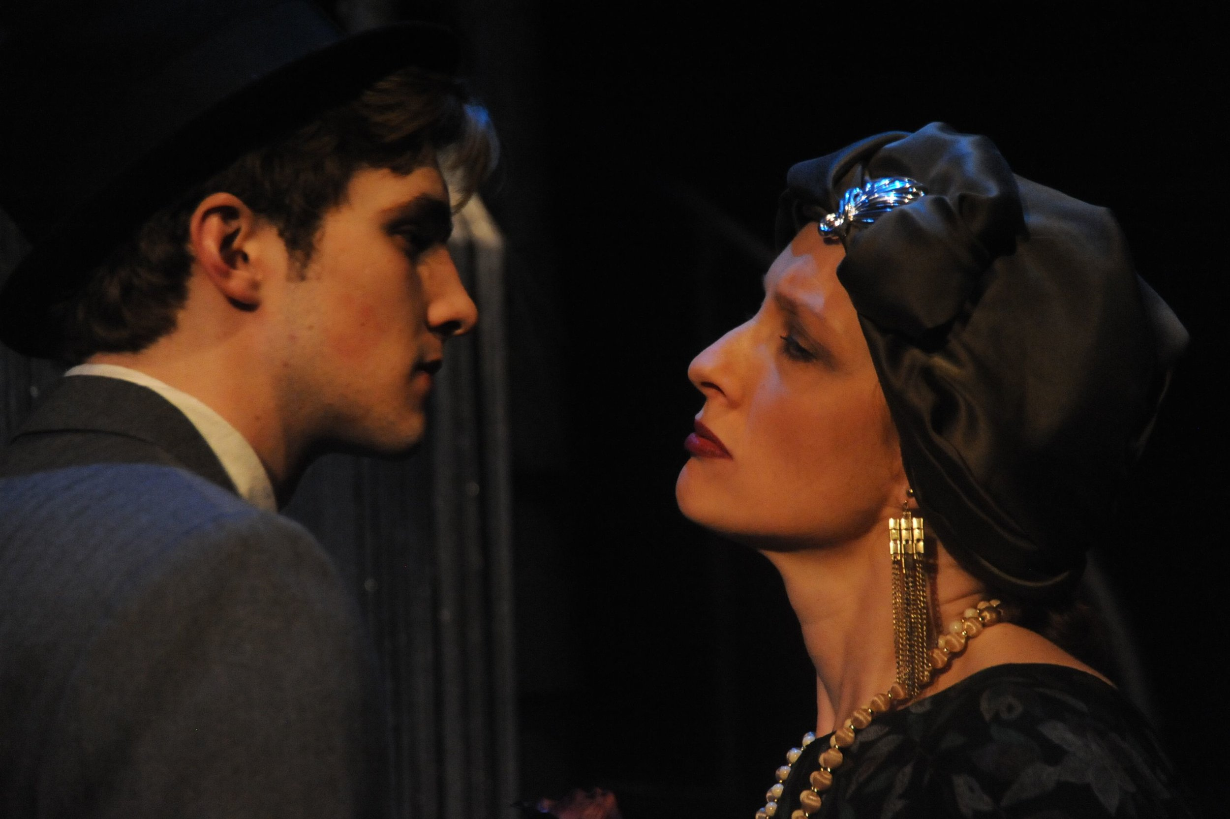 Benjamin Bonenfant and Mare Trevathan in _ELIJAH_ An Adventure_ photo by Michael Ensminger.jpg